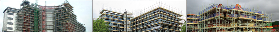 Midlands Scaffolding Projects